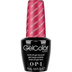 OPI GelColor - The Thrill of Brazil