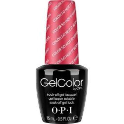 OPI GelColor - Color So Hot It Berns