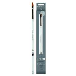 CND ProSeries Gel Flat Oval 6 Brush