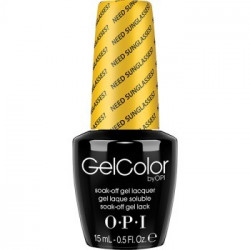 OPI GelColor - Need Sunglasses