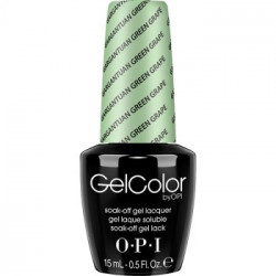 OPI GelColor - Gargantuan Green Grape