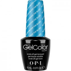 OPI GelColor - No Room For the Blues