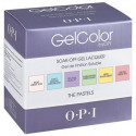 OPI GelColor - The Pastels Kit