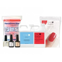 CND Shellac Starter Kit Professional