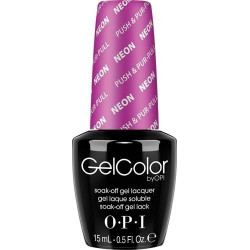 OPI GelColor - Push and Pur-Pull