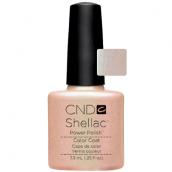 CND Shellac Iced Coral