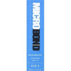 O.P.I. MicroSculpture Gel - Gentle White