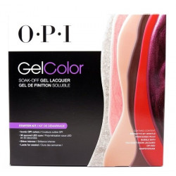 OPI GelColor - Iconic Starter Kit