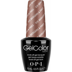 OPI GelColor - Ice-Bergers & Fries