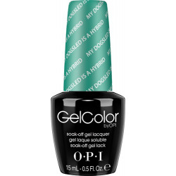 OPI GelColor - My Dogsled is a Hybrid