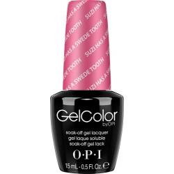 OPI GelColor - Suzi Has a Swede Tooth