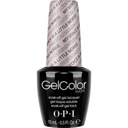 OPI GelColor - My Voice is a Little Norse