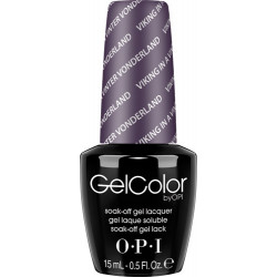 OPI GelColor - Viking in a Vinter Vonderland